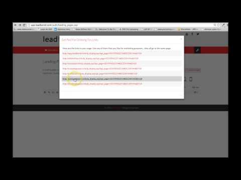 Case Study - Network Marketing List Building Funnel Demo