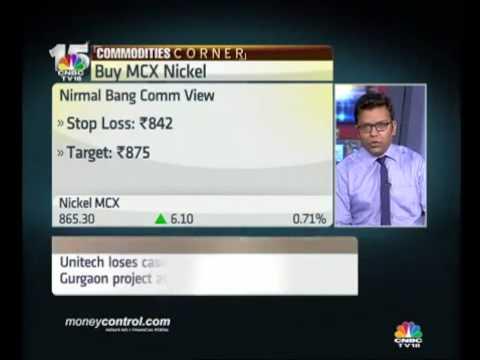 Sell gold, crude & buy nickel: Kunal Shah