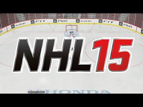 NHL 15 Tips & Tricks - How To Score On Breakaways (TUTORIAL)