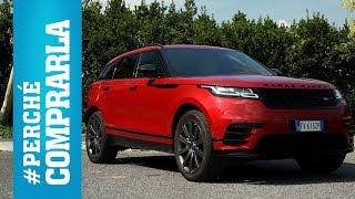 Range Rover Velar   Perché comprarla... e perché no