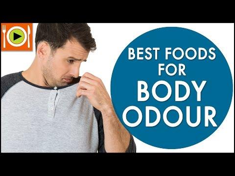Prevent Body Odour | Foods & Healthy Recipes