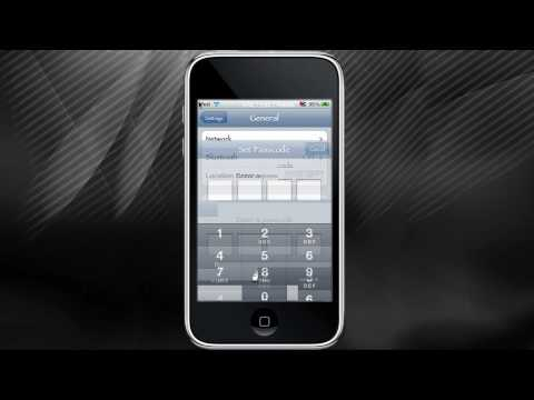 How To: Unlock Iphone or Ipod Touch That Is Password Protected (No Restore )