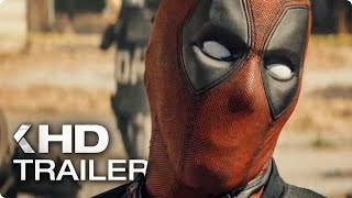 "DEADPOOL 2 ""Firefist vs. X-Men"" Clip & Trailer (2018)"
