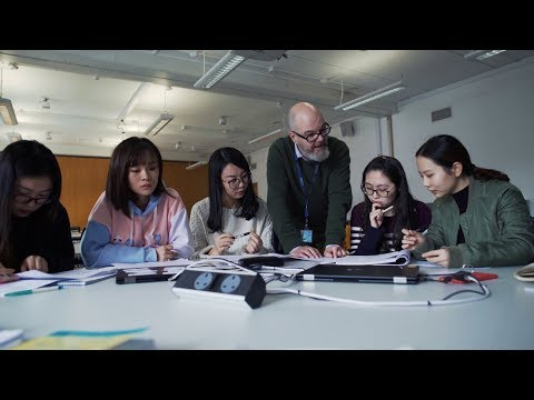 Pre-Sessional English for Academic Purposes (PEAP) - Nottingham Trent University