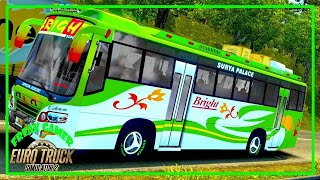 By Photo Congress || Indian Volvo Bus Mod For Ets2 1 30
