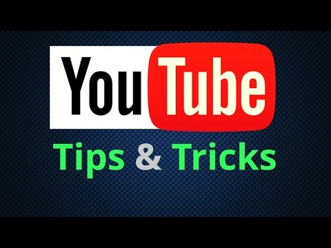 Top 10 YouTube Tips and Tricks You MUST TRY