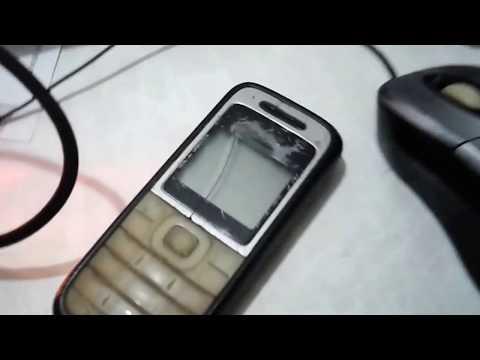 Nokia 1200 1208 1209 güvenlik kodu kaldırma, unlock security code