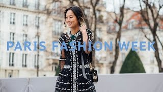 PARIS FASHION WEEK - Vlog and Outfits | Song of Style