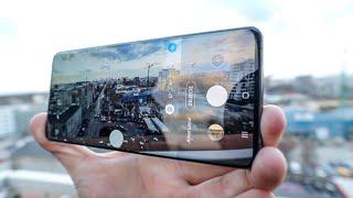 Samsung S20 Ultra - zdjęcia i filmy
