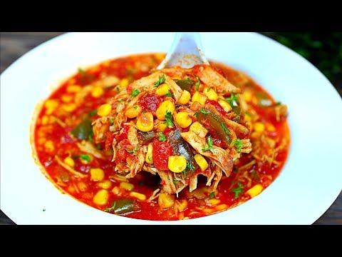 Amazing Chicken Tortilla Soup Recipe