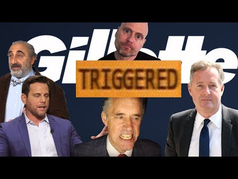 Conservatives Get Hilariously Triggered By Harmless Gillette Ad!