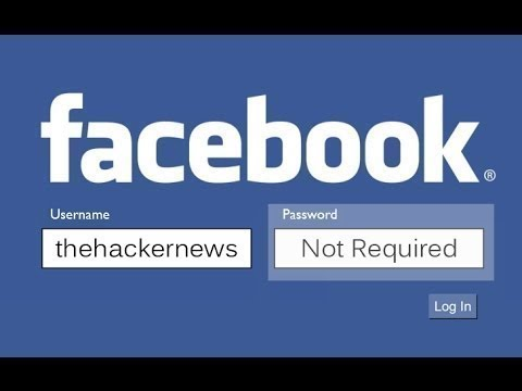 How to open Facebook without Password!!!
