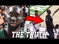 The Scary TRUTH About Tacko Fall And His REAL HEIGHT