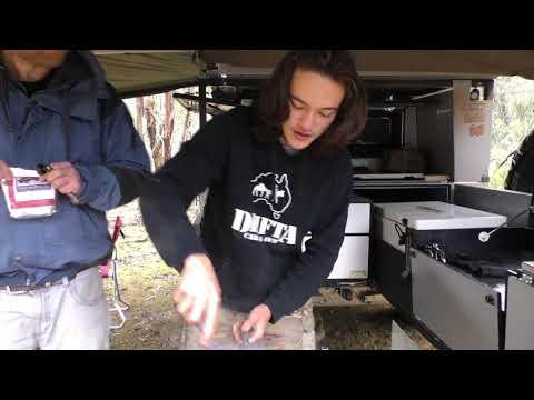 DOT WUHT Camping Trip Part 4