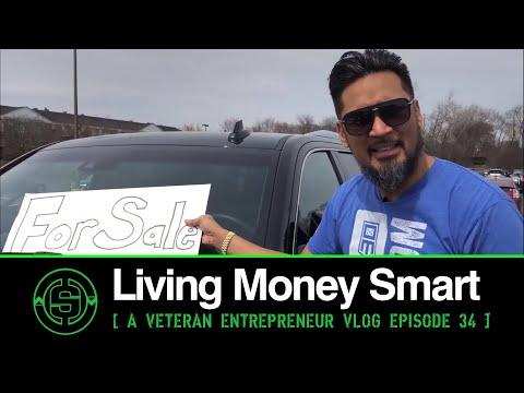 3 Rules of How to Be Money Smart   #LivingMoneySmart a #Vetrepreneur VLOG EP34