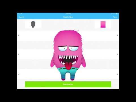 ClassDojo for Students iPad App Demo