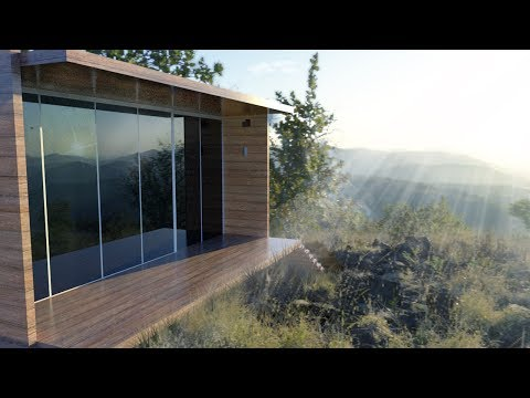 How to set SKY using DOMELIGHT and HDRI in vray 3.4 sketchup