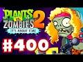 Plants vs. Zombies 2: It's About Time - Gameplay Walkthrough Part 400 - Hair Metal Gargantuar! (iOS)