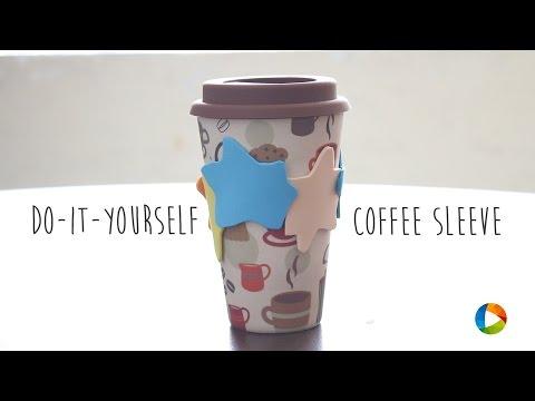 DIY : Coffee Sleeve