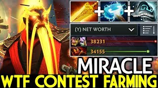 Download MIRACLE [Ember Spirit] WTF Contest Farming with Alchemist 7.22 Dota 2 Video
