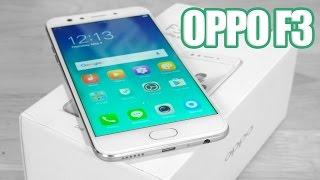 OPPO F3 (Dual Selfie Camera   Mediatek 6750T) - Unboxing & Hands On!