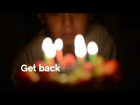 Get Back To Birthdays with Solutions Recovery, Inc.