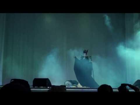 Maleficent  Aurora COSPLAY