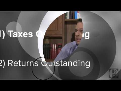 Pierre Retief inc  3 - Tax clearance certificates