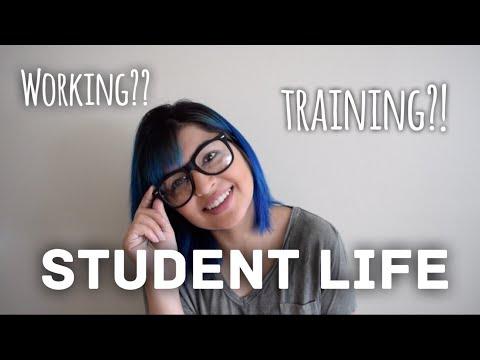 College Student Life Tips | JOB AND GYM | Canada | USA | Australia | England