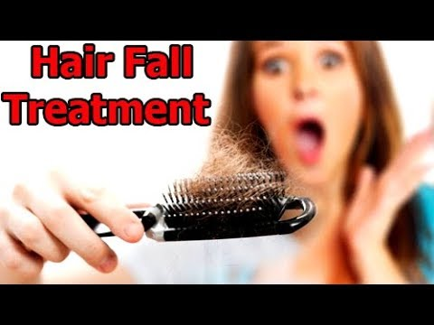 Effective Natural Tips for Reduce Hair Fall Fast and Permanently   Hair Fall Treatment
