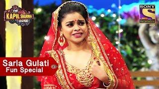 Sarla Gulati Fun Special - The Kapil Sharma Show