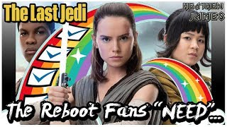 "The reboot fans ""need"" right now... 