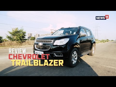 Chevrolet Trailblazer Review | The Mammoth SUV on Steroids