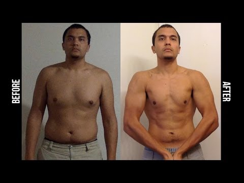 How I Lost 50 Pounds - All Pro Simple Beginner Routine & IIFYM - Results and Before & After Pics
