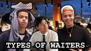 TYPES OF WAITERS
