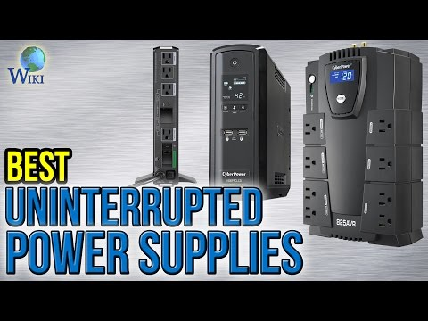 10 Best Uninterrupted Power Supplies 2017