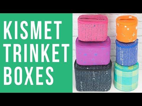 Trailer: Kismet Trinket Boxes Online Workshop
