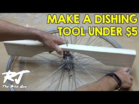 Make A Cheap DIY Wheel Dishing Tool For Under $5!