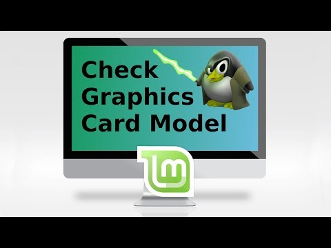 How to find your Graphics Card Make/Model etc