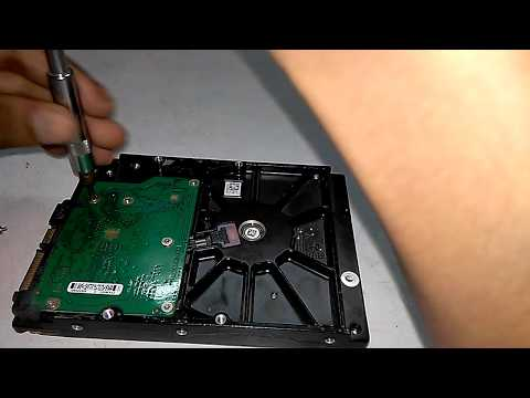 How to Repair dead/ not detected hard drive hindi. computer tech online classes