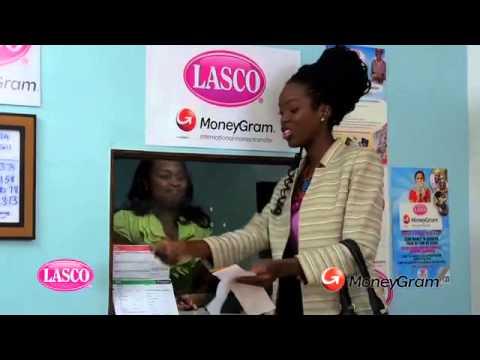 SEND AND RECEIVE MONEY using Lasco MoneyGram!