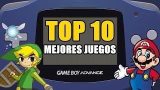 Cvg - Top 10 Los Mejores Juegos De Game Boy Advance Gba