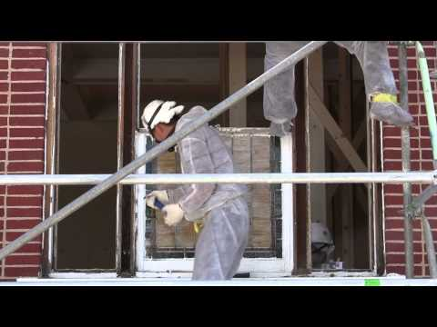 Removing Stained Glass Windows B