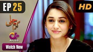 Karam Jali - Episode 25   Aplus Dramas   Daniya, Humayun Ashraf   Pakistani Drama