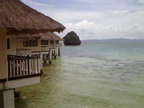 Finally checked-in into our room in El Nido Resorts - Apulit Island