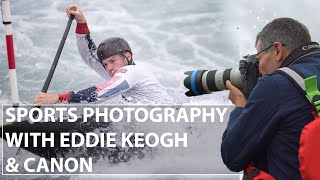 Sports Photography with Canon & Eddie Keogh   Canon 1DX + Canon 400mm f2.8