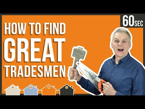 How To Find Good Tradesmen & Avoid Cowboy Builders | Landlord Tips For Property Investors