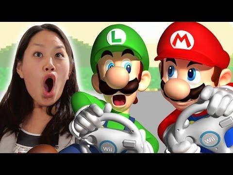 The Mario Kart Drinking Game