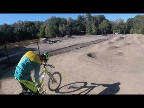 Griffin Mtn Bike Park - PumpTrack