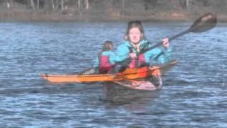 How To Paddle Your Kayak In Wind | Skills | Adventure Kayak | Rapid Media